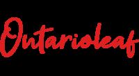 Ontarioleaf logo
