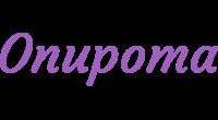 Onupoma logo