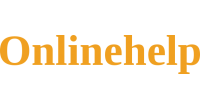 Onlinehelp logo