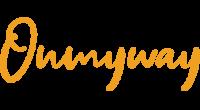 Onmyway logo