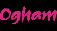 Ogham logo