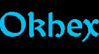 Okhex logo