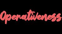 Operativeness logo
