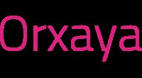 Orxaya logo