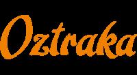 Oztraka logo