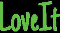 LoveIt logo