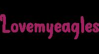 Lovemyeagles logo