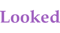 Looked logo