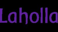 Laholla logo