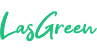 LasGreen logo