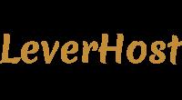 LeverHost logo