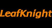 LeafKnight logo
