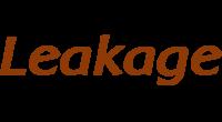 Leakage logo