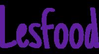 Lesfood logo