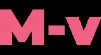M-V logo