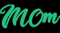 M0m logo