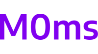 M0ms logo