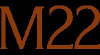M22 logo