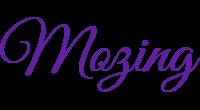 Mozing logo