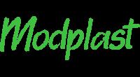 Modplast logo