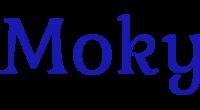 Moky logo