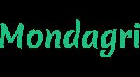 Mondagri logo