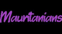 Mauritanians logo