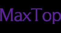MaxTop logo