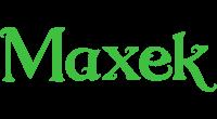 Maxek logo