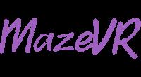 MazeVR logo