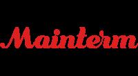 Mainterm logo