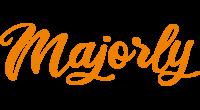 Majorly logo