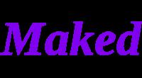 Maked logo
