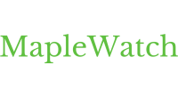 MapleWatch logo