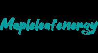 Mapleleafenergy logo