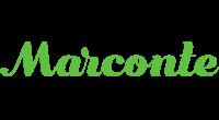 Marconte logo