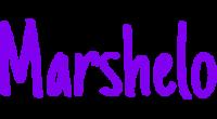 Marshelo logo