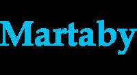 Martaby logo