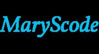 MaryScode logo