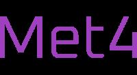 Met4 logo