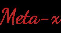 Meta-x logo