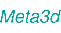 Meta3d logo
