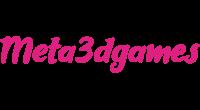 Meta3dgames logo