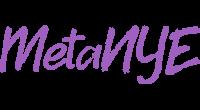 MetaNYE logo