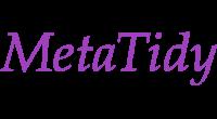MetaTidy logo