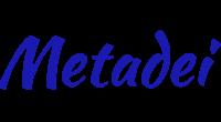 Metadei logo