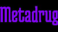 Metadrug logo