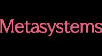 Metasystems logo