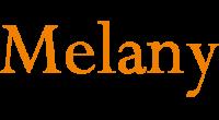 Melany logo