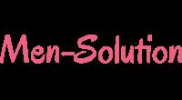 Men-Solution logo